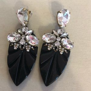 J Crew earrings - worn once